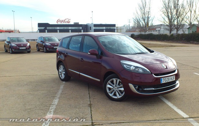 Renault Grand Scénic 2.0 dCi 150 auto