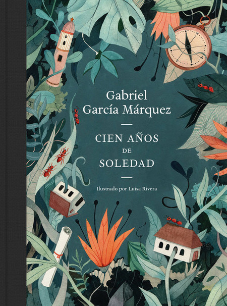 Cien Anos De Soledad Ilustrado