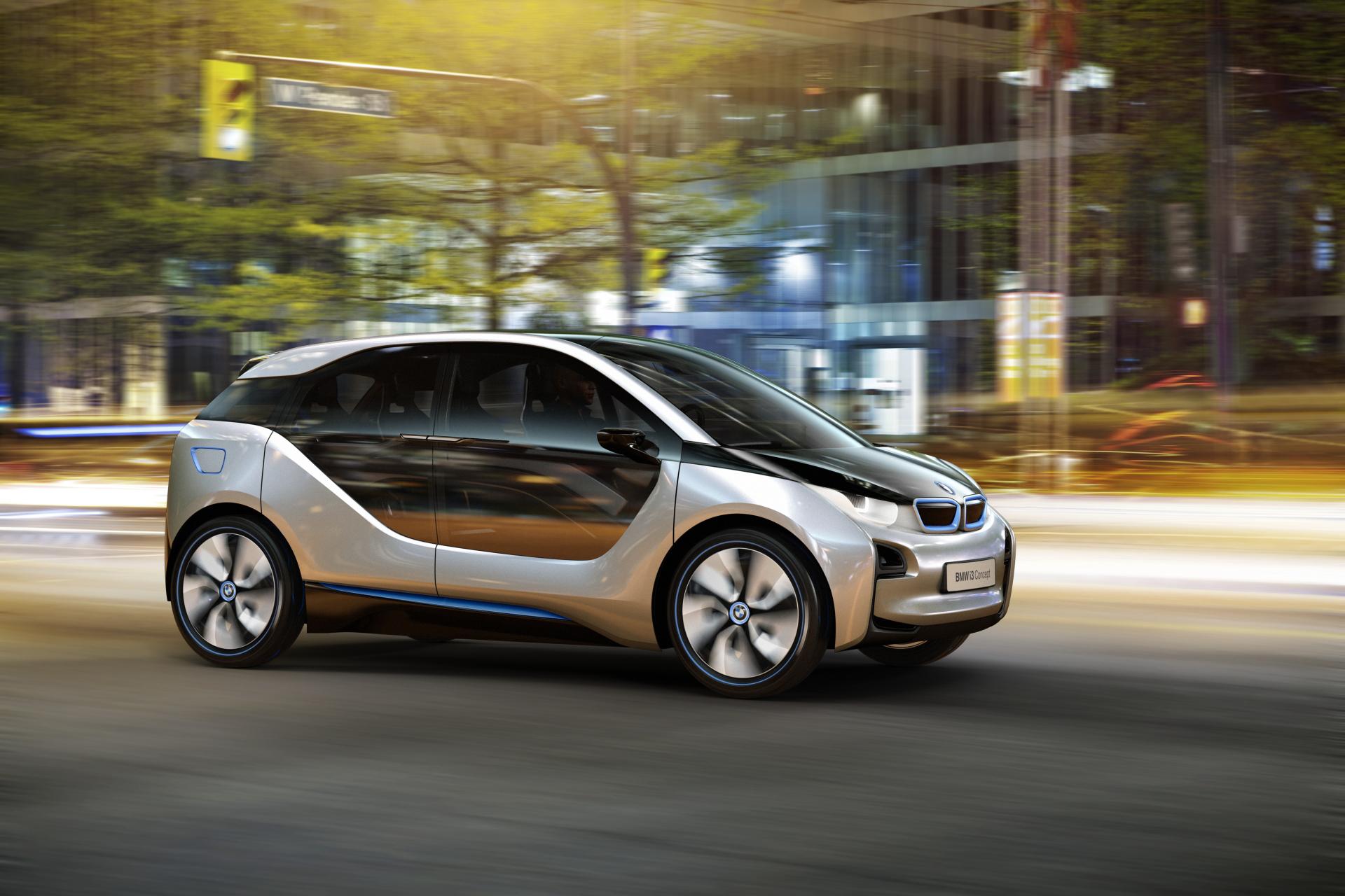 Foto de BMW i3 Concept (8/11)