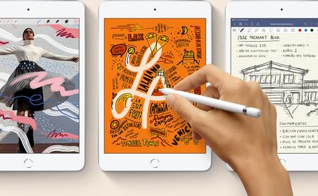 Apple renueva, por fin, el iPad mini y el iPad Air: A12 Bionic y soporte para el Apple Pencil; estos son sus precios en México