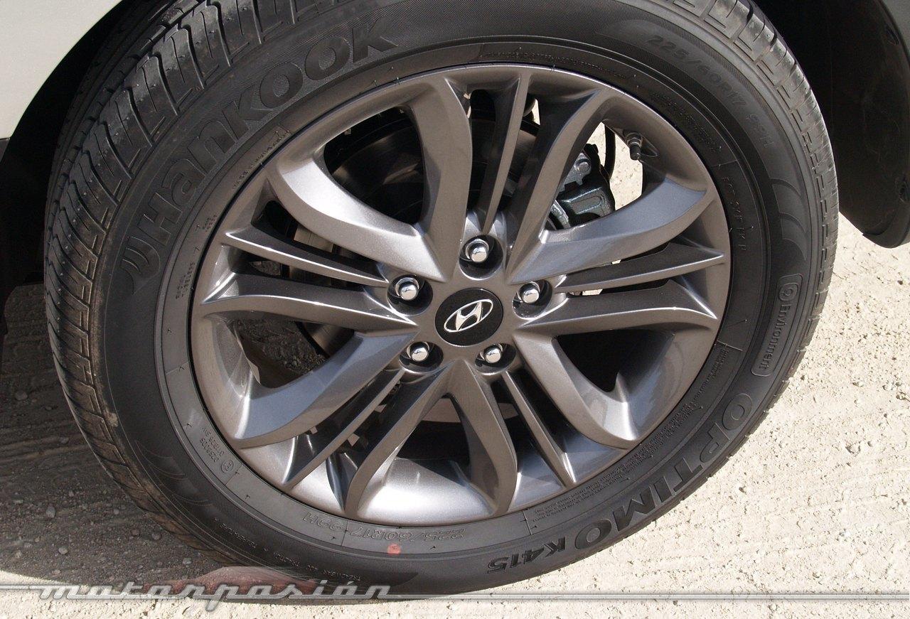 Foto de Hyundai ix35  (miniprueba en Madrid) (13/23)