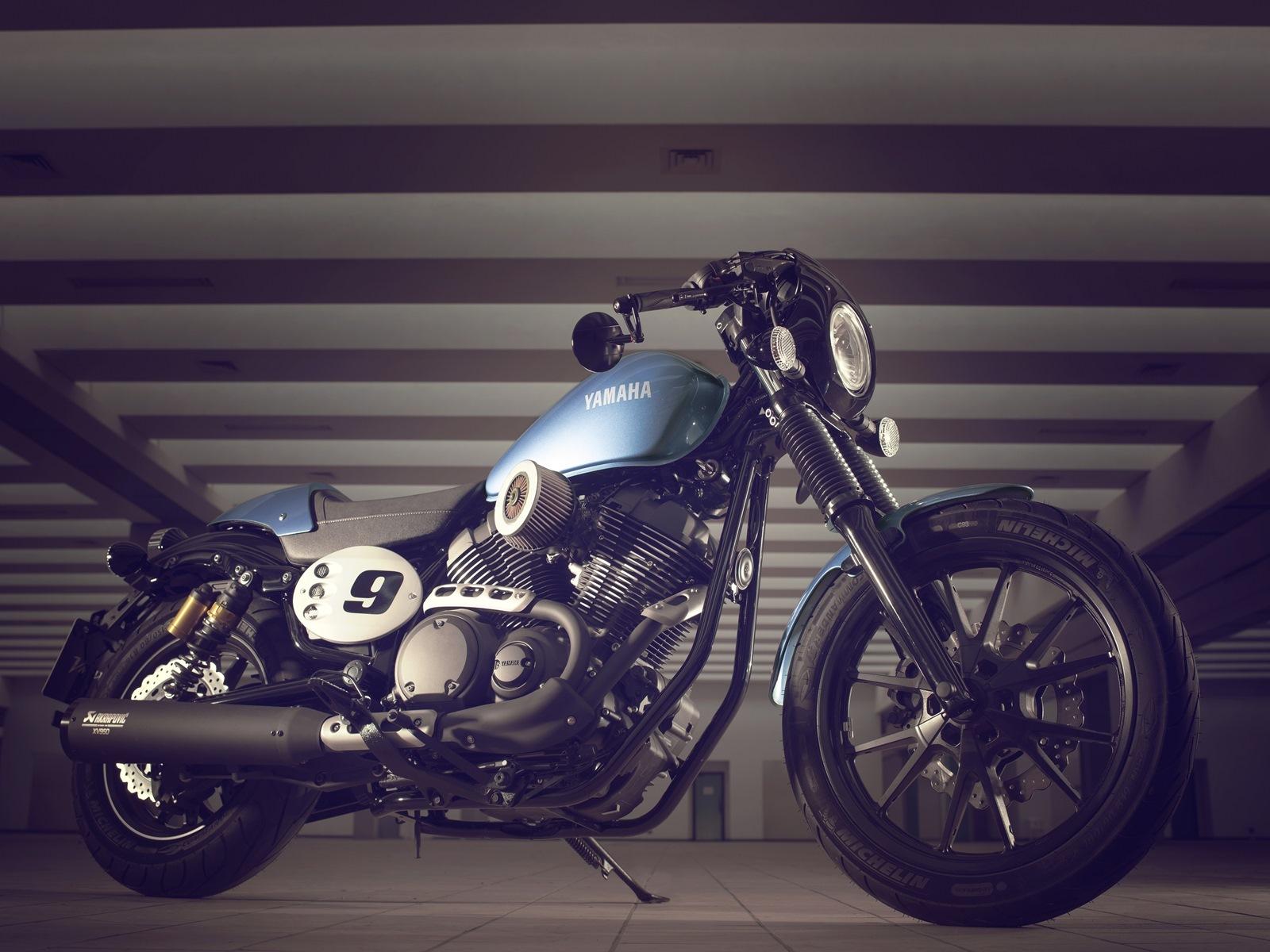 Foto de Yamaha XV950 Racer (22/33)