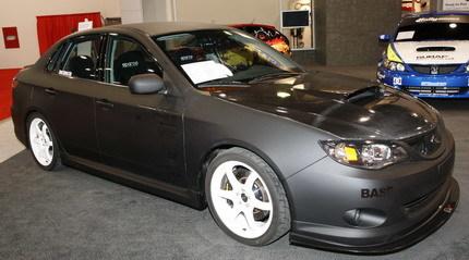 Subaru Impreza, preparaciones en el SEMA Show