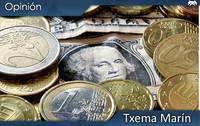 Un dólar no es un euro, señores