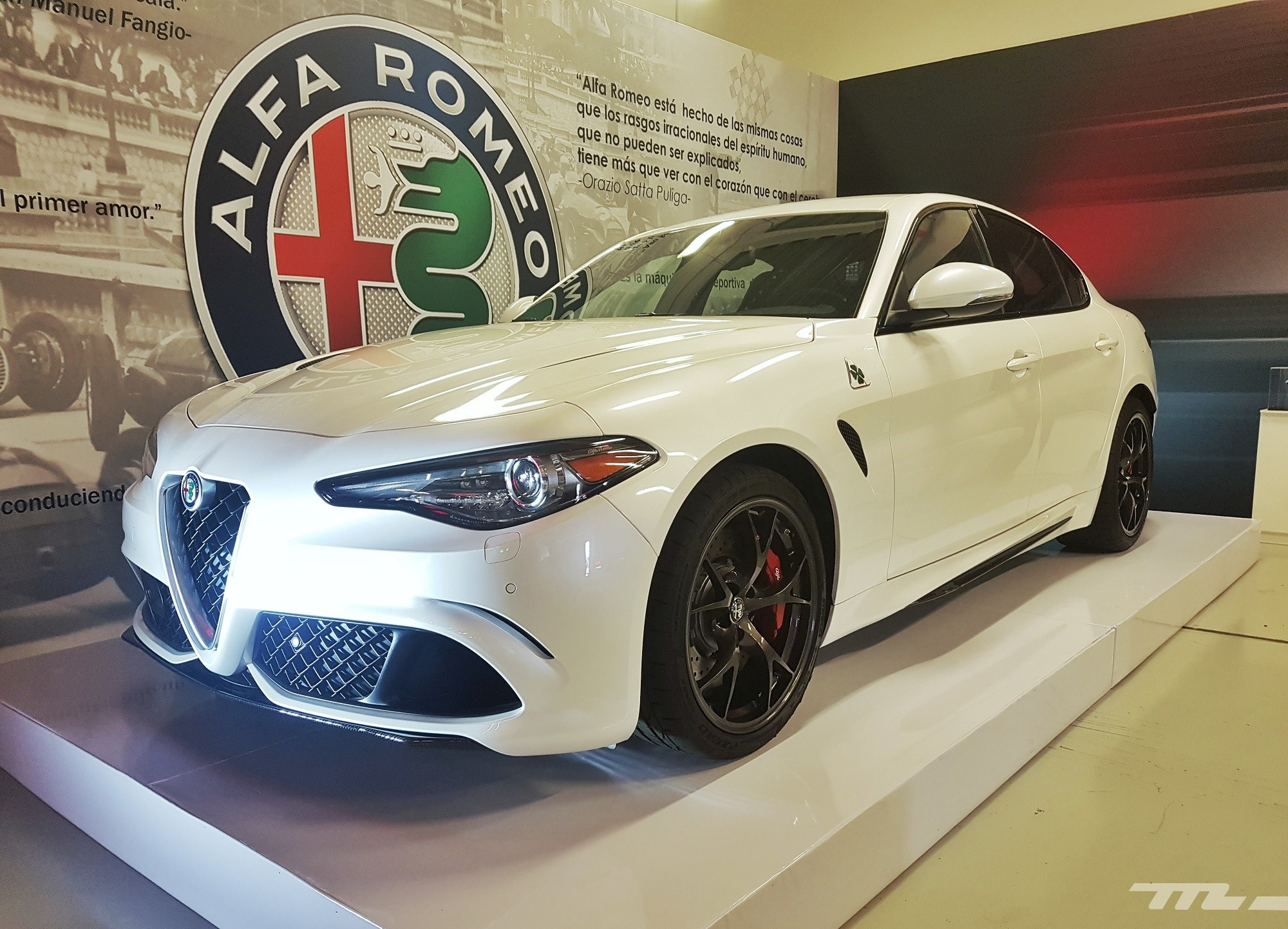 Foto de Alfa Romeo 2017 (13/18)