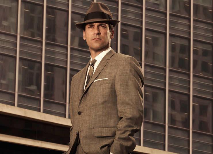 Foto de El estilo de Jon Hamm, Don Draper en la serie Mad Men: elegancia sesentera (1/26)