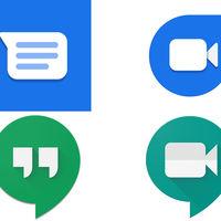 Google pone bajo el mismo equipo a todas sus aplicaciones de mensajería y comunicación