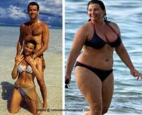 El antes y después de la mujer de Pierce Brosnan