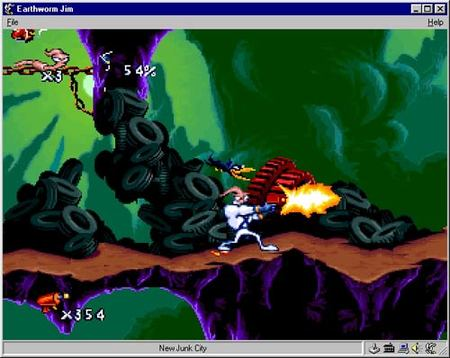 EarthWorm Jim para PC