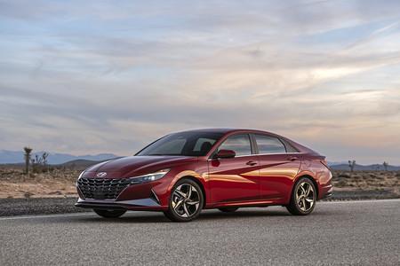 Hyundai Elantra 2021 1