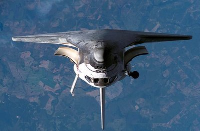 Emocionante video del transbordador espacial Atlantis