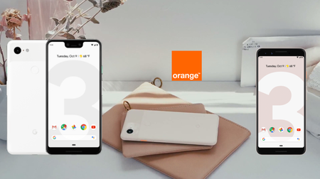 Orange venderá en exclusiva los Google Pixel 3 y Pixel 3 XL con ahorros de hasta 130 euros