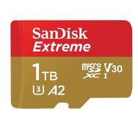 Las primeras microSD de 1TB ya están aquí: serán rápidas, pero nada baratas