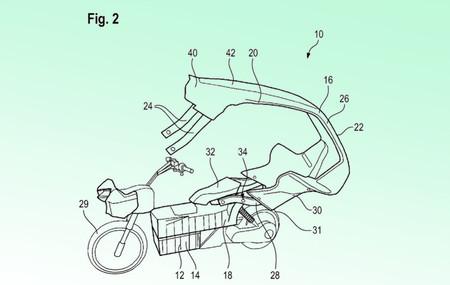Bmw C1 Electrico Patentes 2020 2