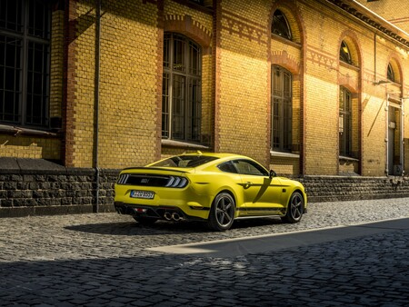 Ford Mustang Mach 1 Europa 07