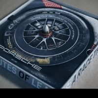 ¿Cansado de la música? Prueba escuchar este disco de vinil con los mejores sonidos de Porsche en Le Mans