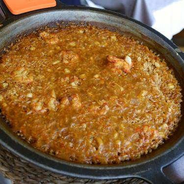 Culto a los arroces levantinos en el restaurante Dársena de Alicante (porque no todo el arroz es paella)