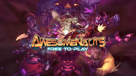 Awesomenauts ya es Free-to-Play en Steam y este es su tráiler de relanzamiento