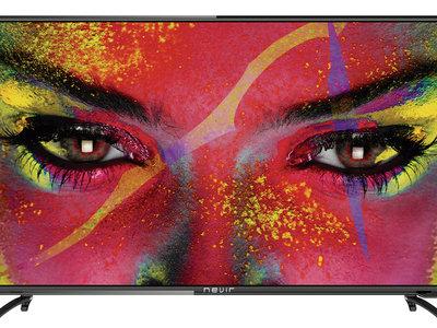 Televisor Nevir de 55 pulgadas, con resolución 4K, por 399 euros y envío gratis