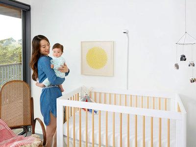 Nanit, una cámara de vigilancia para bebés con inteligencia artificial para saber cómo han dormido