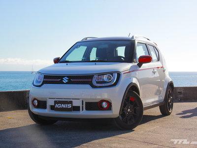 """Manejamos el Suzuki Ignis, un """"nano-SUV"""" que quiere ser el mejor primer auto que tengas"""