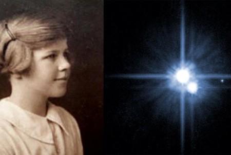 Plutón se llama así por una niña de 11 años que, con 89 años, lo vio
