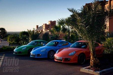 Porsche Cayman Clubsport: más radical