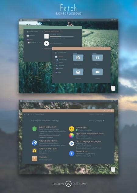 a83ef18aebec7 Temas e iconos para personalizar la apariencia de Windows 10
