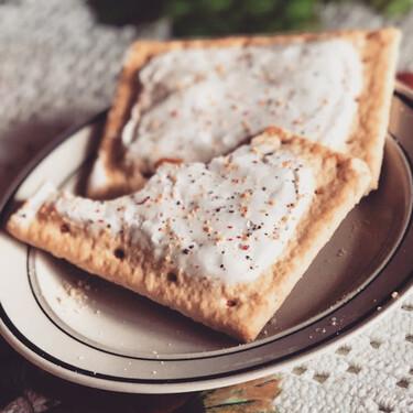 Pop tarts de mora azul caseras. Receta fácil para preparar este Día del niño