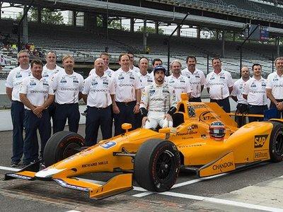 Fernando Alonso partirá en la 5ta posición para la 101 edición de las 500 millas de Indianápolis