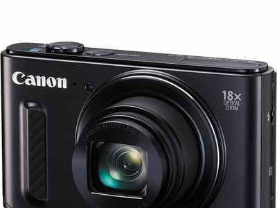 Cámara Canon Powershot SX610HS, con 20 megapixeles y conectividad WiFi, por 146 euros