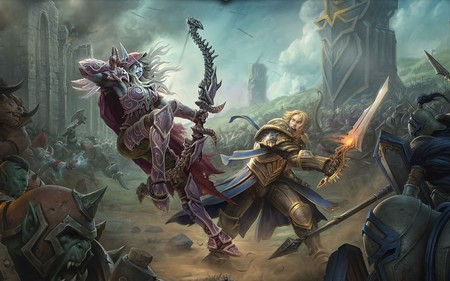 El asedio de Lordaeron, el último evento previo al lanzamiento de World of Warcraft: Battle for Azeroth, ha comenzado
