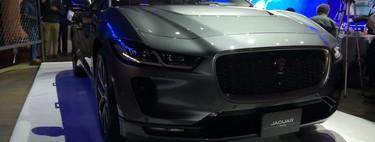 I-PACE, el primer vehículo eléctrico de Jaguar llega a México: el estilo en vehículos Cero Emisiones cuesta millones de pesos