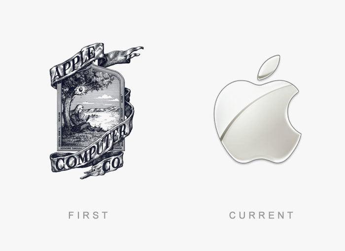 Foto de El antes y después de los logos (17/38)