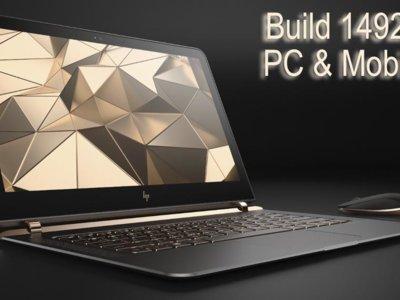 La Build 14926 de Windows 10 llega para PC y móviles a los insiders del anillo rápido