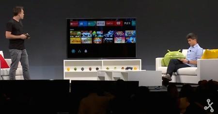Llega Android TV, la nueva apuesta de Google para conquistar la tele de casa