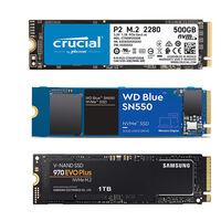 Cuidado con el SSD que te compras: Samsung, Crucial y WD están vendiendo unidades con peor rendimiento sin avisar