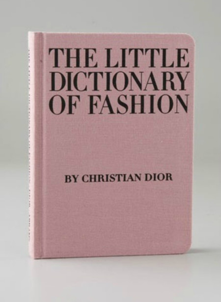 The little dictonary of fashion