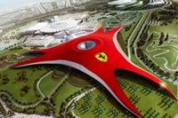 Así será el parque temático de Ferrari World en Abu Dhabi