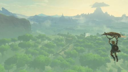 ¿Es posible volar durante 20 minutos en paravela? Este jugador de Zelda: Breath of the Wild lo demuestra