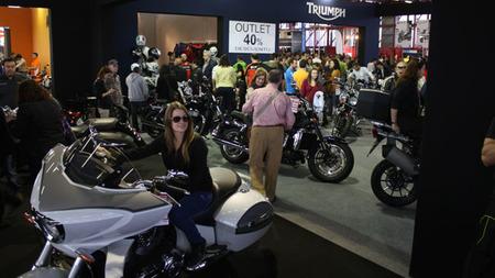MotoMadrid, salón comercial de la moto del 22 al 24 de marzo