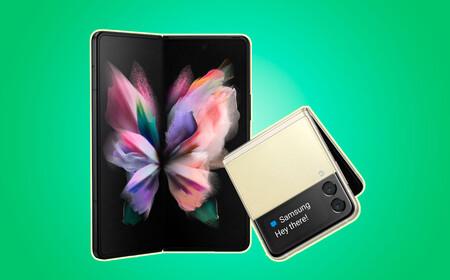 El Samsung Galaxy Z Fold 3 y Z Flip 3 aparecen en todo su esplendor en una filtración: así lucirán los próximos plegables según Evan Blass