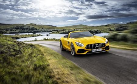 Mercedes-AMG GT S Roadster: 529 CV y 670 Nm de equilibrio a cielo abierto para el decimosegundo AMG GT