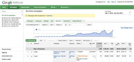 Google Adwords y las herramientas para Webmaster cambian su diseño para ser más amigable