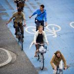 Unos estudiantes desarrollan un sistema para medir los niveles de NOx en bicicleta