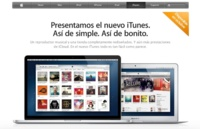 ¿Donde está la nueva versión de iTunes?