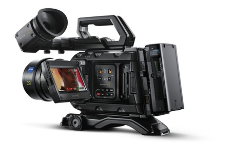 Camara 12k Blackmagic Display