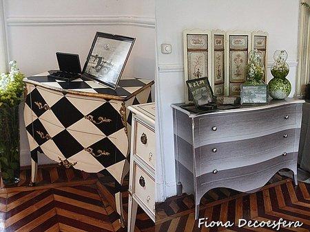 Fundación Carmen Pardo-Valcarce, muebles y objetos decorativos ...