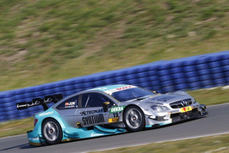 Mercedes DTM Daniel Juncadella