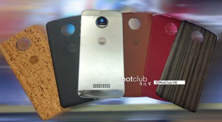 """Así son algunos de los """"Style Mods"""" para el Moto Z"""